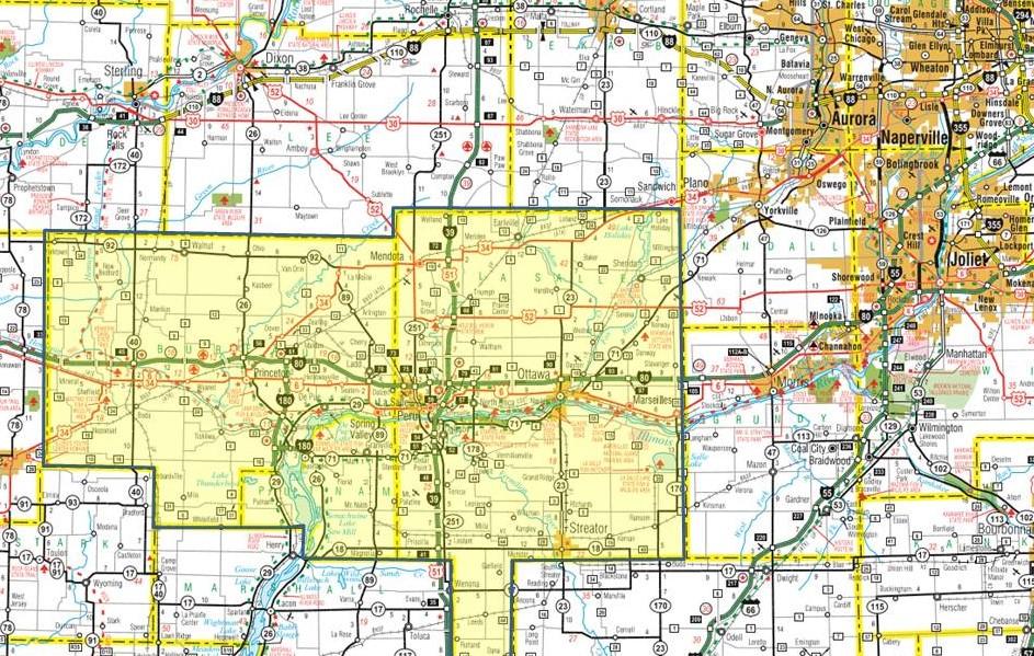 North Central Illinois Economic Development Corporation   Highway